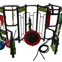 直销360综合训练器商用健身器械