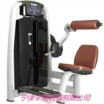 太空系列腹部前曲訓練器健身器材