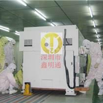 惠州工厂搬迁,精密设备入厂吊装就找鑫明通