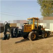 挖掘機廠家供應2噸挖掘機兩頭忙挖掘機一機多用