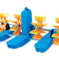 YC-2.2kw六叶轮水车式增氧机