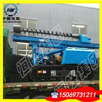 多功能履带打桩机 HW400Y-2型履带式液压钻机
