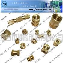直供铜滚花螺母,铜镶嵌螺母,铜嵌件