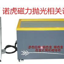 杭州大號磁力拋光去毛刺設備機 針孔大小件研磨清洗均可