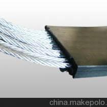 昕炜牌ST630-6300钢丝绳芯橡胶输送带