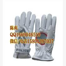 白色交警指揮反光棉手套