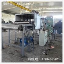 厂家定制两层带式烘干机 防火材料烘干设备 耐火外墙板