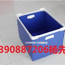 六安塑料中空板折叠箱 塑料中空板刀卡 防静电中空板