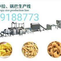膨化休闲食品生产线,贝壳酥休闲膨化小食品生产线