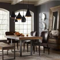 福建热销实木餐桌|福建复古餐桌厂家|福建复古餐桌订做