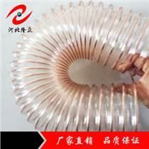PVC鋼絲螺旋增強軟管廠家選河北興銘大廠家