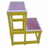 絕緣高低凳玻璃鋼絕緣梯凳可移動式雙層絕緣凳絕緣梯子絕