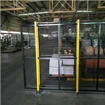 廠家直銷機器人圍欄 噴塑車間圍欄 機械設備圍欄定制