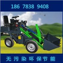 市政用電動環保小鏟車使用性能