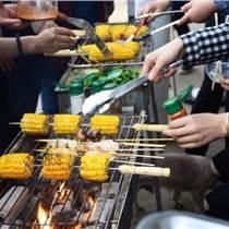 深圳采摘野炊燒烤團建農家樂龍崗藍美生態園一日游