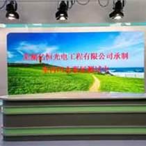 芜湖led全彩屏报价方案 led显示屏安装方案 le
