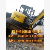 贵州微型挖机出租(电话:18985056225汤经理
