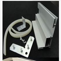 8cm卡布软膜灯箱型材直供内蒙古包头