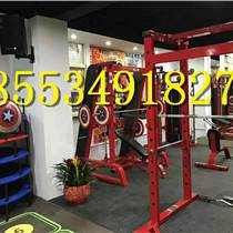 健身房運動器材坐式推肩訓練廠家