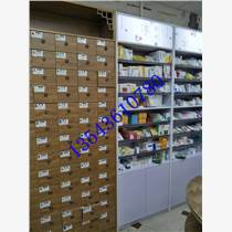 廠家訂做中藥柜承包藥店裝修工程佛山定做藥房中藥展柜