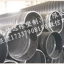 南陽鋼帶波紋管 PE螺旋波紋管廠家 鋼帶排污管道廠家