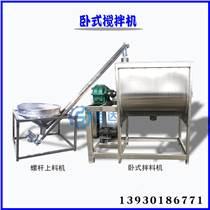 靖安宜丰200KG洗衣粉混合搅拌机不锈钢螺带混料机防