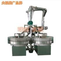 天津雙組全自動石磨面粉機