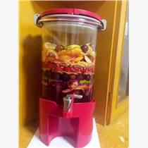 泡酒玻璃罐 自带密封盖 食品级密封收纳罐