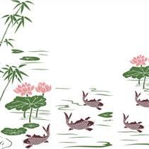 硅藻泥印花模具制作厂家丝网模具价格