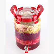 储存各种五谷杂粮高硼硅玻璃瓶,小罐子作用大,食品级飞