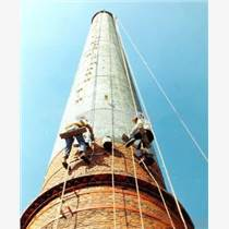 圖們市煙囪刷航標施工方案工程高效益