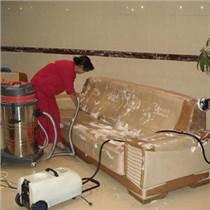 皮沙发清洗方法布艺沙发应该怎么清洗沙发清洗公司淼与森