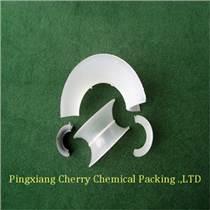 優質水處理填料PVC塑料矩鞍環