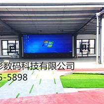杭州汽車產業園55寸液晶拼接屏