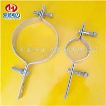 ADSS光纜抱箍熱鍍鋅電桿金具