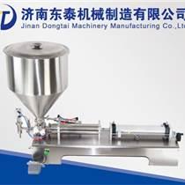 东泰DG/SGF型膏状灌装机 应用广泛 经济高效