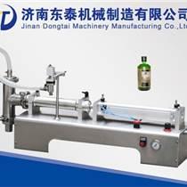 东泰DY/SYF型小型液体自动灌装机 洗涤类、农药等