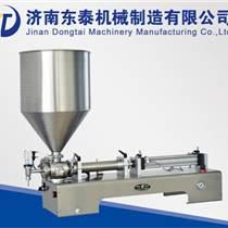 东泰手动膏体灌装机  0-50g液体、膏体定量灌装