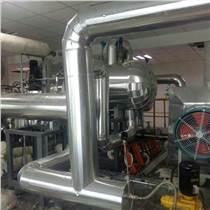 硅酸鋁氈管道鐵皮保溫工程承包隊罐體保溫施工