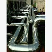白鐵皮保溫施工資質防腐管道保溫工程承包