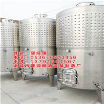 果酒發酵罐 桑葚酒發酵桶