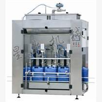 4頭全自動液體稱重灌裝機/黃酒自動灌裝機/白酒定量灌