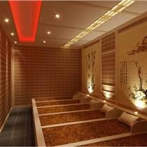 遼寧裝修汗蒸房設計施工廠家家庭火龍浴建造