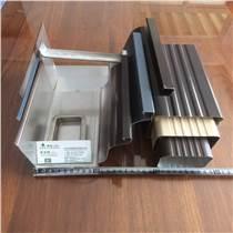 鋁合金成品天溝定制 各種屋面彩色檐槽廠房天溝