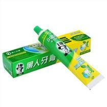 進出口日化90g黑人牙膏貨源雙重薄荷型等各種香型齊全