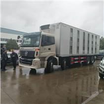 豬仔雞苗車5.1米8.6米箱體畜禽運輸車7.7噸-1