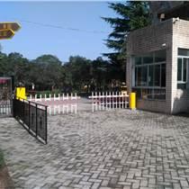 西安华弘物业龙华小区——车牌识别智能停车管理系统