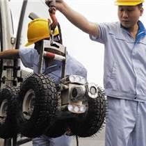 黄冈管道cctv检测排水管道检测机器人检测下水道