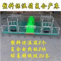 亨特厂家供应直销母猪双体产床小猪大猪一体床复合产床