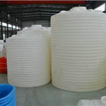 2000L塑料水塔 食品级PE水箱 塑料储罐 圆水塔